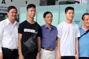 Hải Phòng thưởng 700 triệu đồng cho hai học sinh đoạt giải Quốc tế