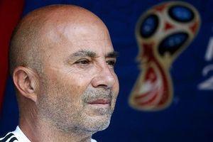 Tin nhanh World Cup: Argentina sa thải HLV Sampaoli