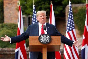 Tổng thống Mỹ Donald Trump tuyên bố tái tranh cử