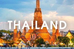 Nắm gọn 10 địa điểm du lịch Thái Lan này, bạn sẽ có chuyến du lịch đáng nhớ