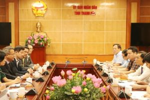 Liên doanh công ty Singapore đề nghị thực hiện Dự án đào tạo kỹ năng nghề tại Thanh Hóa