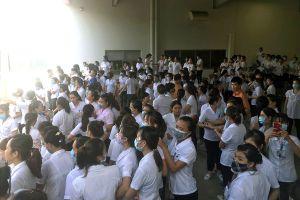 2 tháng 2 vụ cả trăm công nhân nhập viện: Do thuốc trừ sâu, nắng nóng và gì nữa?