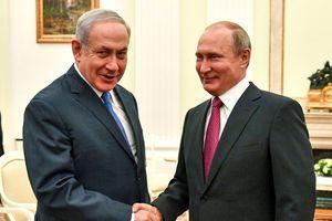 Thỏa thuận Nga-Israel quá rõ ràng: Đòn bẩy đánh bật Iran 'chớp nhoáng'