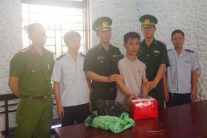 Hà Tĩnh: 2 ngày bắt 2 đối tượng buôn ma túy liên tỉnh