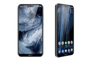 Nokia 6.1 Plus lộ diện phần cứng tầm trung