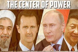 Trò chơi vĩ đại của Trung Quốc ở Syria và Trung Đông