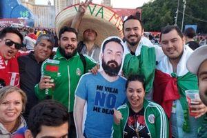 Những hình ảnh 'khó quên' của các CĐV tại World Cup 2018