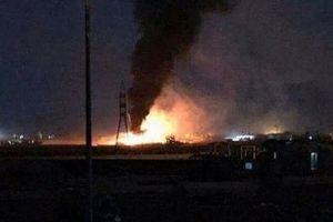 Israel dội tên lửa vào các vị trí quân sự của Syria