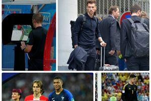Khoảnh khắc World Cup 2018 từ A đến Z