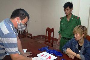 Nữ quái 17 tuổi vận chuyển hơn 4000 viên ma túy từ Lào về Việt Nam