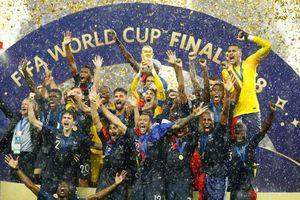 Hành trình đưa Pháp đến chức vô địch World Cup 2018