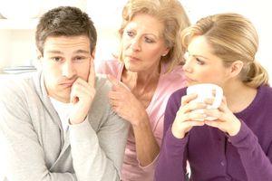 Tính cách người đàn ông, 'tố cáo' về mẹ chồng tương lai