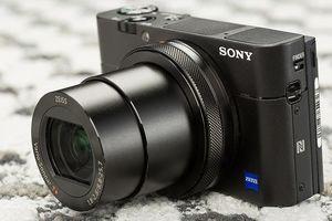 Sony nâng cấp RX100 V với bộ xử lý nhanh hơn và tính năng đời mới