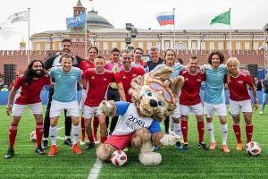 Kết thúc World Cup 2018: Chiến thắng không chỉ của riêng những người nâng Cup vàng