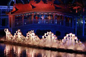 Nhạc sĩ Quốc Trung: 'Ký ức Hội An' là một sản phẩm du lịch văn hóa hấp dẫn và hoành tráng