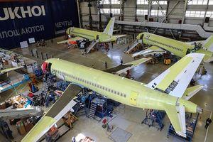 Peru mua 10 máy bay chở khách Sukhoi của Nga