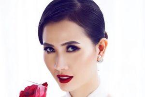 Phan Thị Mơ chuẩn bị thi Hoa hậu Đại sứ du lịch thế giới 2018