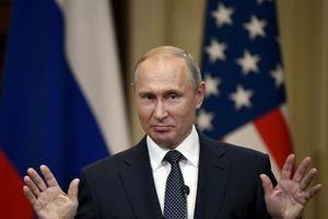 Tổng thống Putin: Nga sẵn sàng gia hạn hiệp ước START với Mỹ