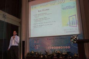 Hội thảo khoa học Smart City 360 lần II: Gắn kết nghiên cứu khoa học với thị trường và xã hội