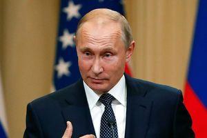 TT Putin kêu gọi Washington 'đừng hủy hoại quan hệ Mỹ - Nga chỉ vì bất đồng nội bộ'