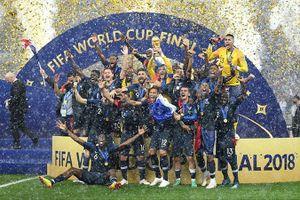 Truyền thông thế giới ca ngợi chiến thắng của tuyển Pháp