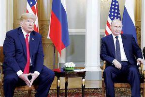 Nga-Mỹ 'bàn nhiều vấn đề'
