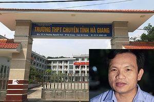 Đã xác định đối tượng gây ra sai phạm trong chấm thi THPT quốc gia tại Hà Giang