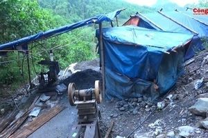 Hòa Bình: Thu hồi hàng loạt giấy phép khai thác khoáng sản