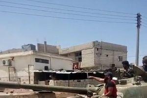 'Hổ Syria' nổi giận đè bẹp thánh chiến, chiếm thị trấn chiến lược phía tây Daraa
