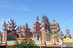 Mục sở thị 'thành phố lăng mộ' ở Cố đô Huế