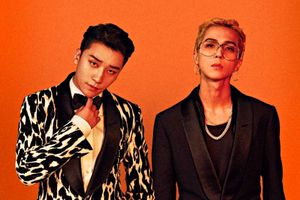 Tạm chia tay fan Việt, Mino (WINNER) đẹp trai siêu cấp trong album của Seungri (BigBang)
