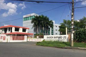 Xử phạt Sài Gòn Shipyard 135 triệu đồng vì để nợ BHXH