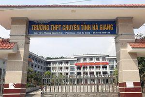 Chấm lại bài thi ở Hà Giang: 'Quá hi hữu, quá xấu!'