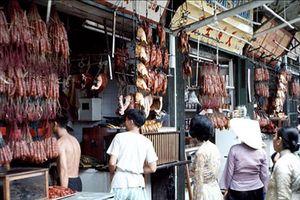 Ảnh hiếm về các tiệm thịt quay ở Sài Gòn xưa