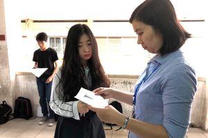 Trường ĐH Công nghệ thông tin TP.HCM công bố điểm chuẩn thi năng lực