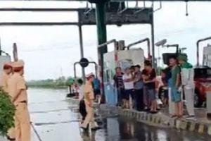 Trạm thu phí BOT Mỹ Lộc: Dân đang trả phí cho 3,9 hay 25 km đường?