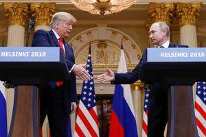 Ông Putin: Trump là người có năng lực và biết lắng nghe