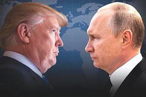 Thượng đỉnh Putin - Trump: Nga muốn được Mỹ tôn trọng
