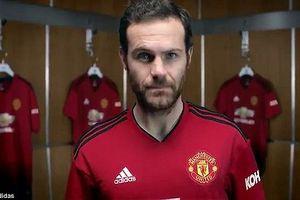 MU ra mắt áo đấu mới lấy cảm hứng từ tên gọi cũ Newton Heath