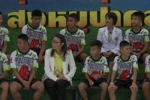 Đội bóng Thái Lan lần đầu xuất hiện, nói về trải nghiệm kinh hoàng