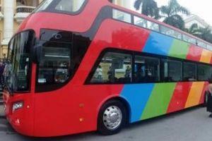 Xe buýt mui trần ở Hà Nội điều chỉnh, bổ sung thêm giá vé mới