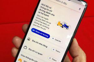 Google Maps chính thức chỉ đường cho xe máy tại Việt Nam