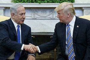 Israel đã thuyết phục Mỹ rút khỏi thỏa thuận hạt nhân Iran