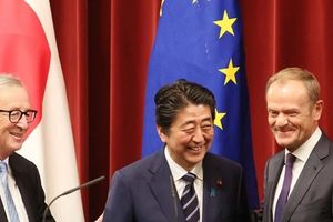 EU và Nhật Bản ký thỏa thuận thương mại chiếm 1/3 nền kinh tế thế giới