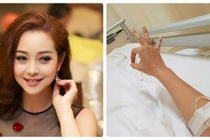Hoa hậu Jennifer Phạm nhập viện gấp vì phải cấp cứu, căn bệnh cô mắc phải đáng sợ như thế nào?