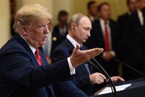 TT Trump 'bỏ ngoài tai' lời khuyên của cố vấn thân cận trước khi gặp TT Putin