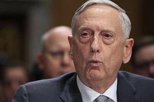 Bộ trưởng Quốc phòng Mỹ Mattis sẵn sàng đàm phán với Bộ trưởng Shoigu
