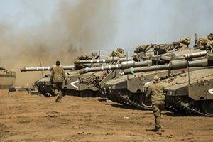Quân đội Israel nhận lệnh sẵn sàng tràn quân tấn công Dải Gaza