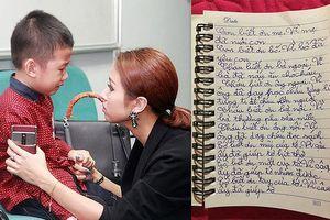 Bức thư xúc động của con trai Vân Hugo khiến nhiều cha mẹ thức tỉnh