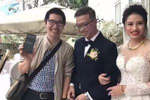 Đám cưới mừng tiền bằng quẹt thẻ đầu tiên tại Hà Nội gây phản ứng trái chiều
